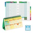 Календари, ежедневники, планинги